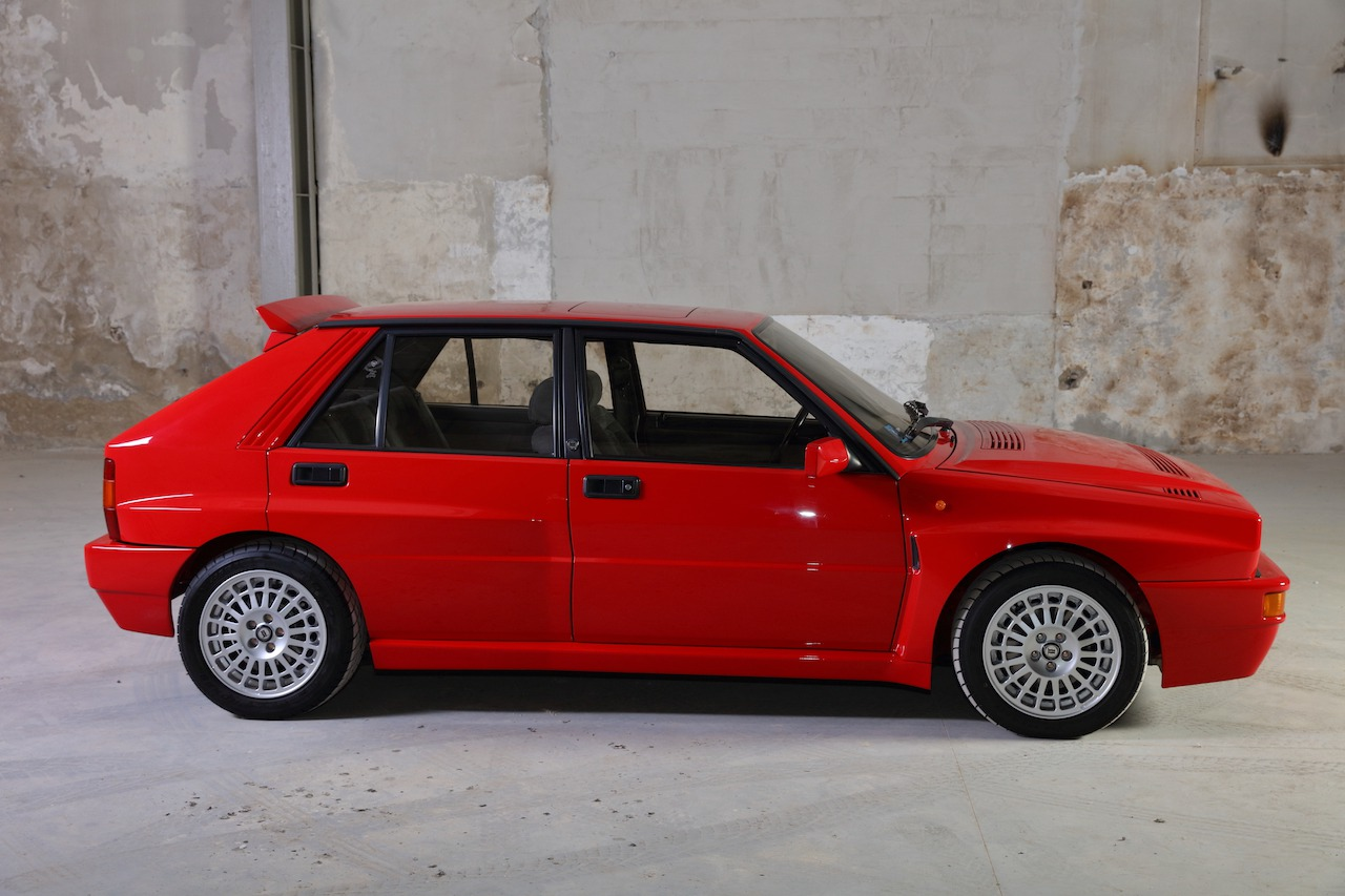 Lancia Integrale 012