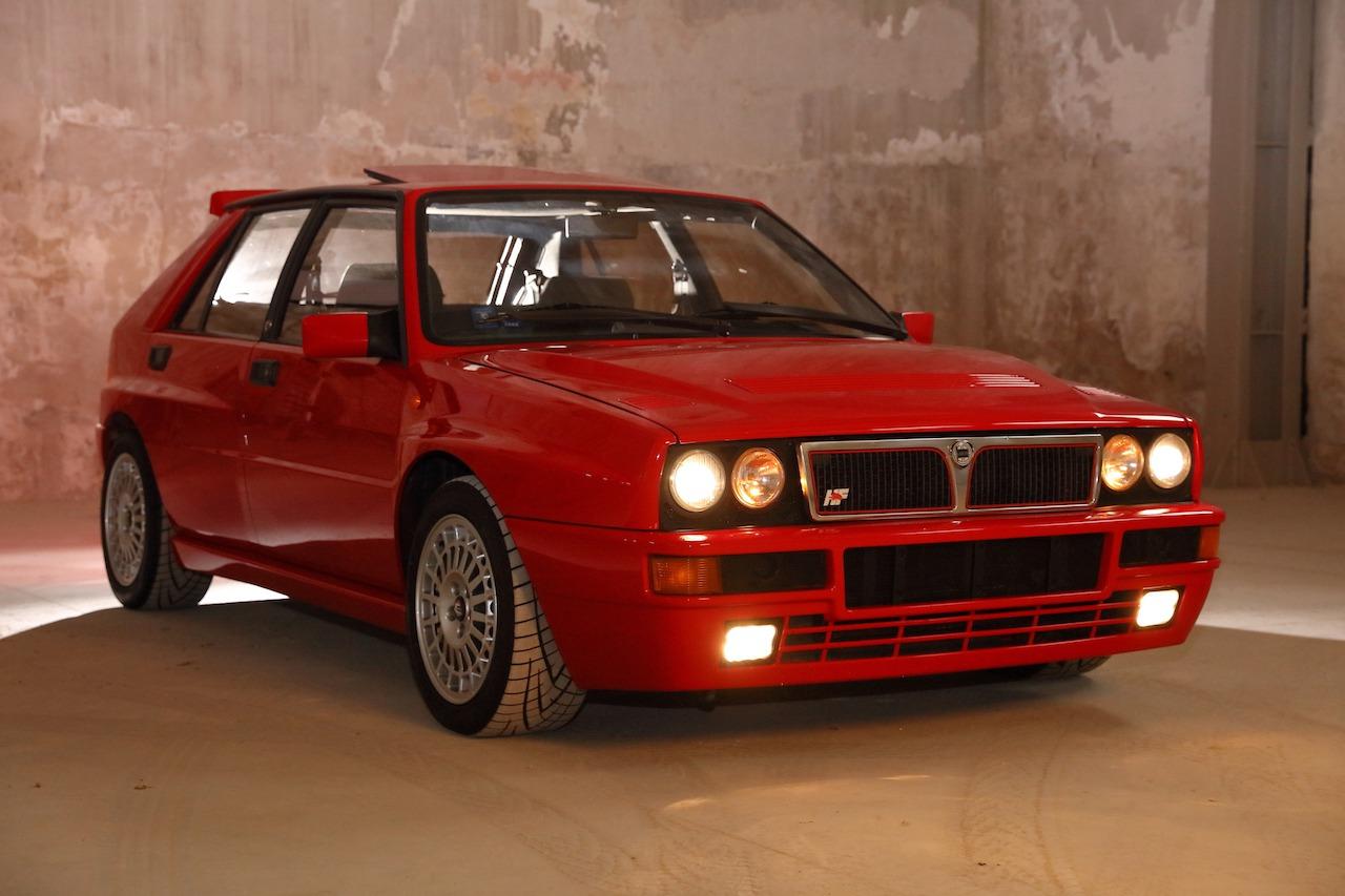 Lancia Integrale 014