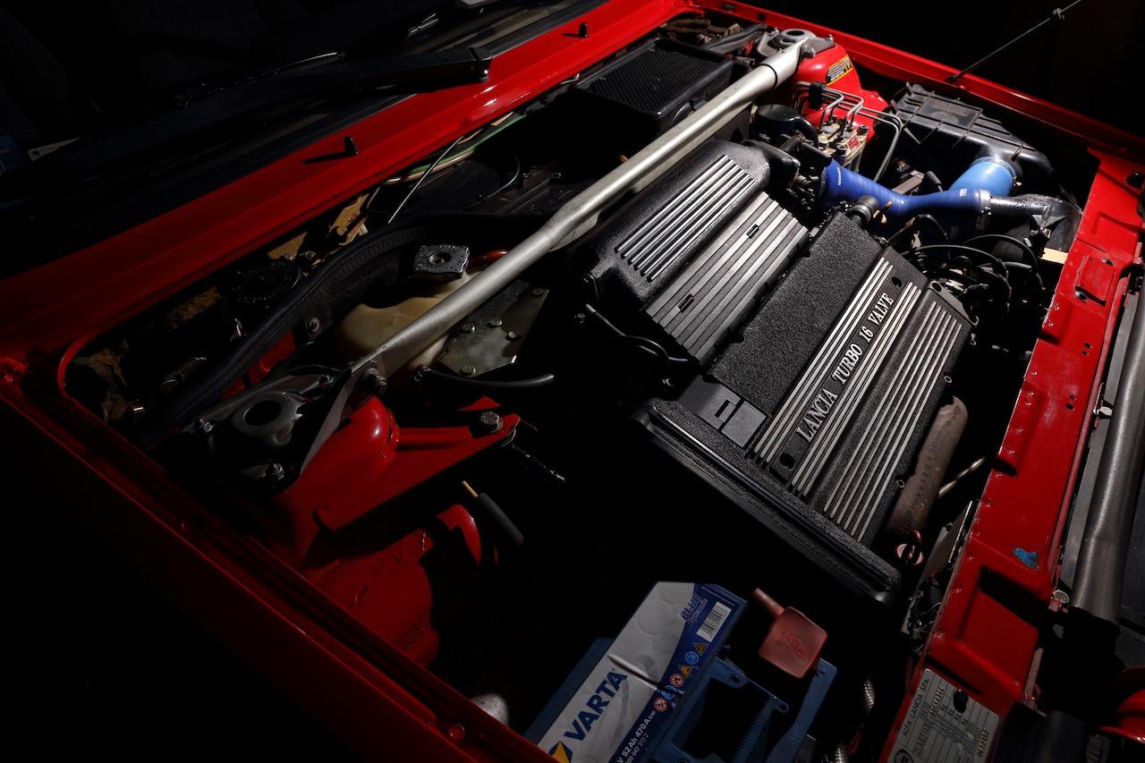 Lancia Integrale 087